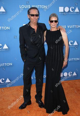 Alex Van Halen and Stine Schyberg