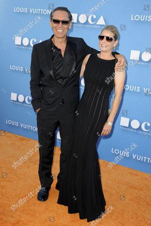 Alex Van Halen and wife Stine Schyberg