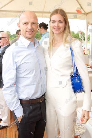 Matt Dawson and Carolin Hauskeller