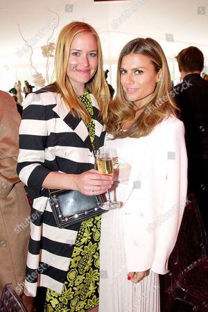 Stock Picture of Antonia O'Brien and Zoe Hardman