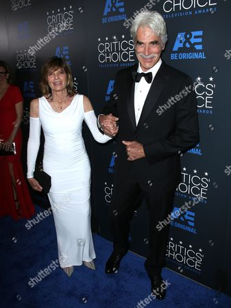 Katherine Ross and Sam Elliott