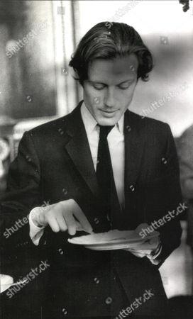 Eric De Rothschild Son Of Baron Alain De Rothschild. Box 0565 190515 00041a.jpg.