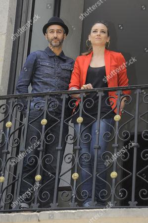 Editorial picture of Marlango 'El Porvenir' Album Launch Photocall, Universal Music, Mexico City, Mexico - 19 May 2015