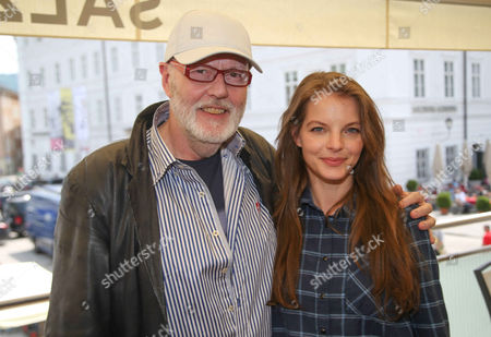 Stock Image of Ben Verbong and Yvonne Catterfeld