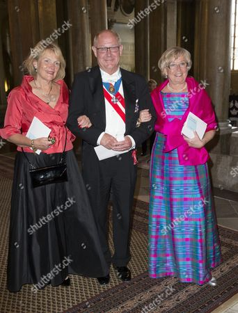 Lena Egardt, Peter Egardt, Chris Heister