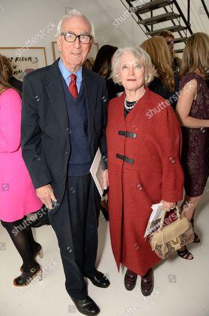 Neil Crichton-Miller and Lucia van der Post