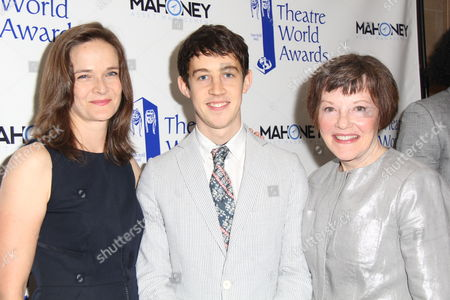 Enid Graham, Alex Sharp, Helen Carey