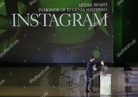 Kevin Systrom, Kim Kardashian West
