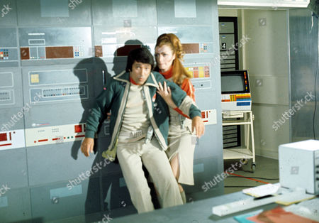 Tony Anholt and Catherine Schell