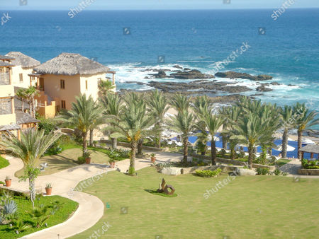The Esperanza Hotel in Cabo San Lucas , Mexico, where Nicky Hilton and new husband Todd Meister are on their honeymoon