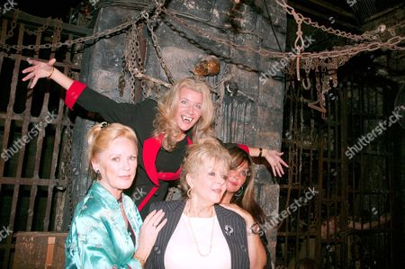 Stock Picture of Veronica Carlson, Steffanie Pitt, Ingrid Pitt and Caroline Munro