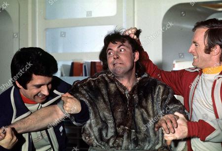 Tony Anholt, Rocky Taylor and Nick Tate
