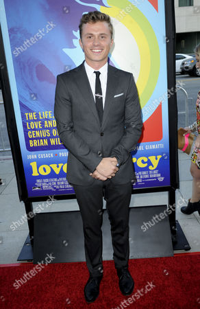 Editorial photo of 'Love and Mercy' film premiere, Los Angeles, America - 02 Jun 2015