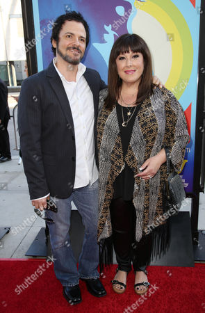Rob Bonfiglio and Carnie Wilson