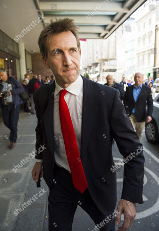 Labour MP Dan Jarvis arriving at Progress Annual Conference held at TUC Congress House in London to discuss the labour leadership race following a heavy defeat in the recent general election