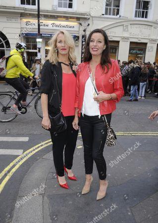 Editorial picture of Maison Mais Non fashion gallery launch party, London, Britain - 02 Jun 2015
