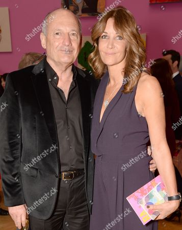 Stock Photo of Ron Dennis and Carol Weatherall