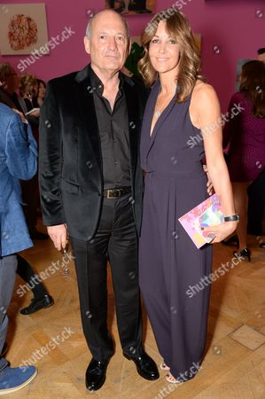 Editorial image of Royal Academy Summer Exhibition VIP preview, London, Britain - 03 Jun 2015