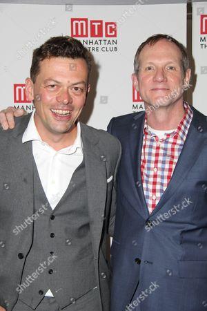 Simon Stephens, Mark Brokaw