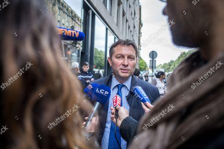 Stock Photo of Sebastien Huyghe