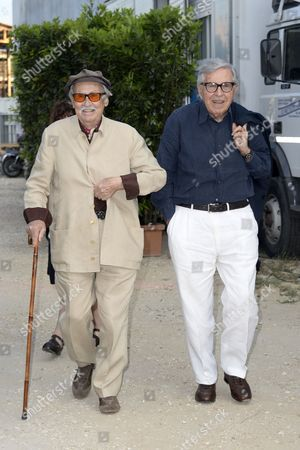 Paolo and Vittorio Taviani