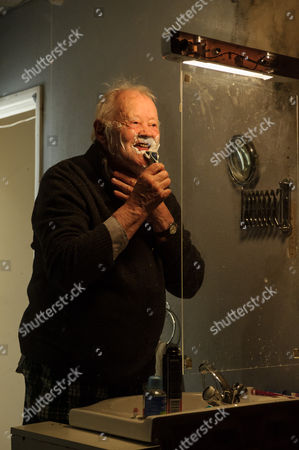 Stock Photo of Dudley Sutton