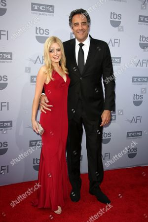 Editorial picture of AFI's 43rd Life Achievement Award Gala honoring Steve Martin, Los Angeles, America - 04 Jun 2015