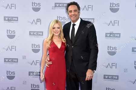 Editorial image of AFI's 43rd Life Achievement Award Gala honoring Steve Martin, Los Angeles, America - 04 Jun 2015