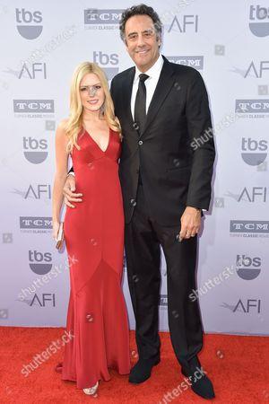 Editorial photo of AFI's 43rd Life Achievement Award Gala honoring Steve Martin, Los Angeles, America - 04 Jun 2015