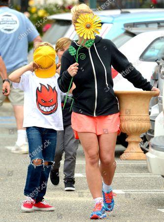 Britney Spears, Jayden James Federline