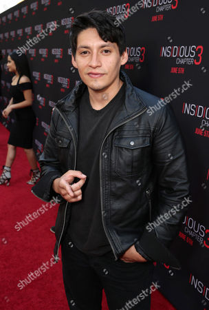 Editorial photo of 'Insidious: Chapter 3' film premiere, Los Angeles, America - 04 Jun 2015
