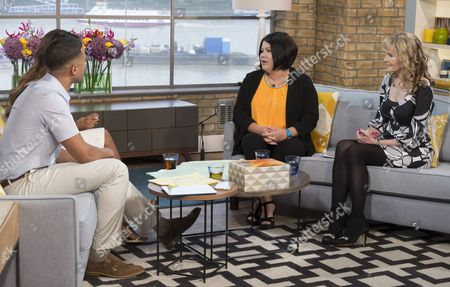 Marvin and Rochelle Humes with Ursula Hirschokorn and Pam Spurr