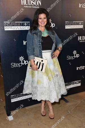 Editorial image of Inspiration Awards, Los Angeles, America - 05 Jun 2015
