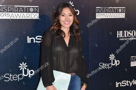 Editorial photo of Inspiration Awards, Los Angeles, America - 05 Jun 2015
