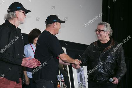 Editorial image of 'Mad Max: Fury Road' film talkshow event, Tokyo, Japan - 05 Jun 2015