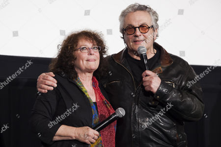 George Miller and Joanne Samuel