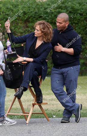 Jennifer Lopez and Benny Medina