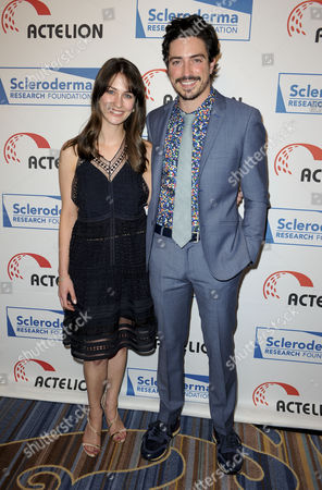 Ben Feldman and wife Michelle Mulitz