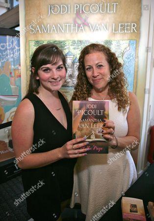 Samantha Van Leer and Jodi Picoult