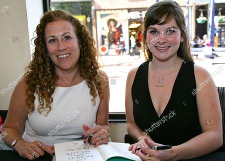 Jodi Picoult and Samantha Van Leer