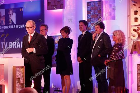 Editorial photo of The South Bank Sky Arts Awards, London, Britain - 07 Jun 2015