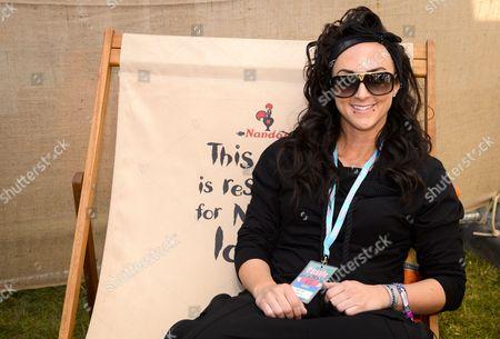 Editorial image of Parklife Festival, Heaton Park, Manchester, Britain - 07 Jun 2015