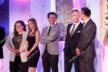 Jessica Gunning, Faye Marsay, Andrew Scott, Freddie Fox,, Matthew Warchus