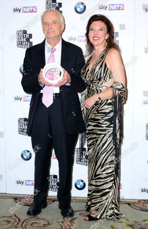 Classical Winner, Peter Maxwell Davies, presented by Tasmin Little