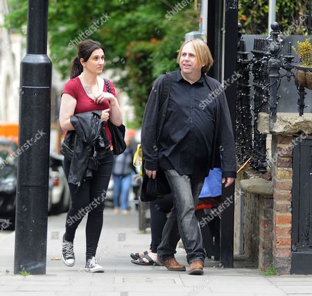 Editorial photo of Jayne Middlemiss out and about in Primrose Hill, London, Britain - 08 Jun 2015