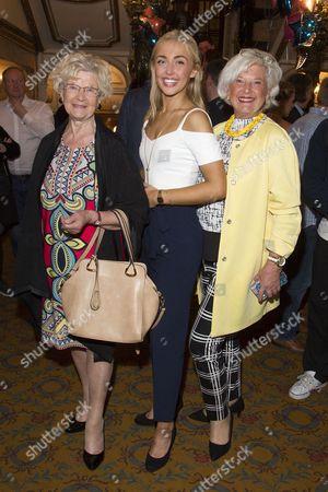 Editorial photo of 'Mamma Mia' musical the Novello Theatre, London, Britain - 08 Jun 2015