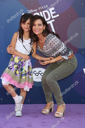 Constance Marie and Luna Marie Katich