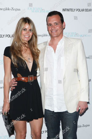 Stock Photo of Guest and Benji Kohn