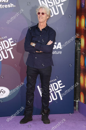 Editorial image of 'Inside Out' film premiere, Los Angeles, America - 08 Jun 2015