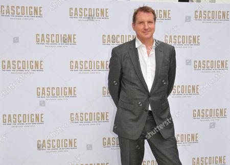 Editorial image of 'Gascoigne' film premiere, London, Britain - 08 Jun 2015